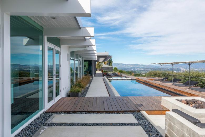 architect Christopher Mercier custom home design