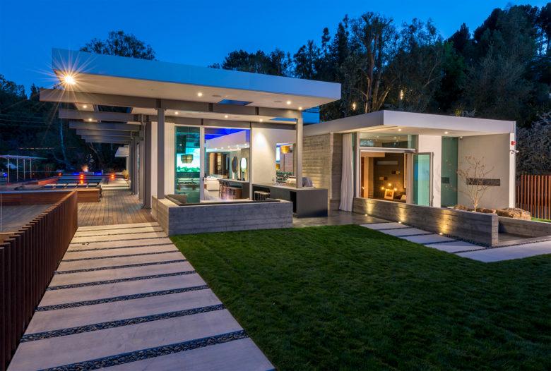 Christopher Mercier architect Los Angeles