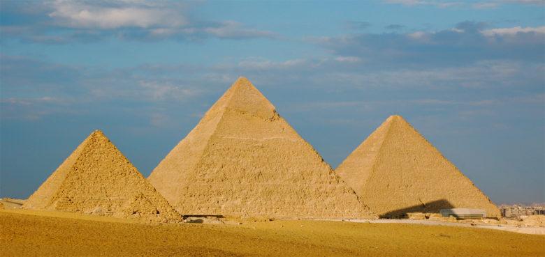 Egypt Pyramids Abercrombie & Kent Tours