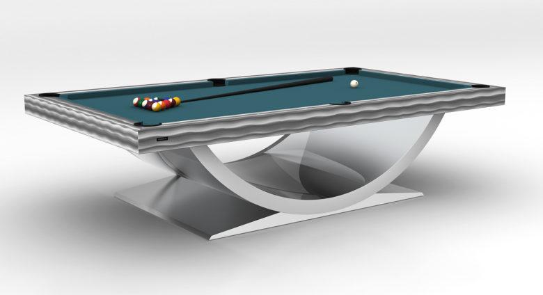 11 Ravens Theseus Pool Billiards Table
