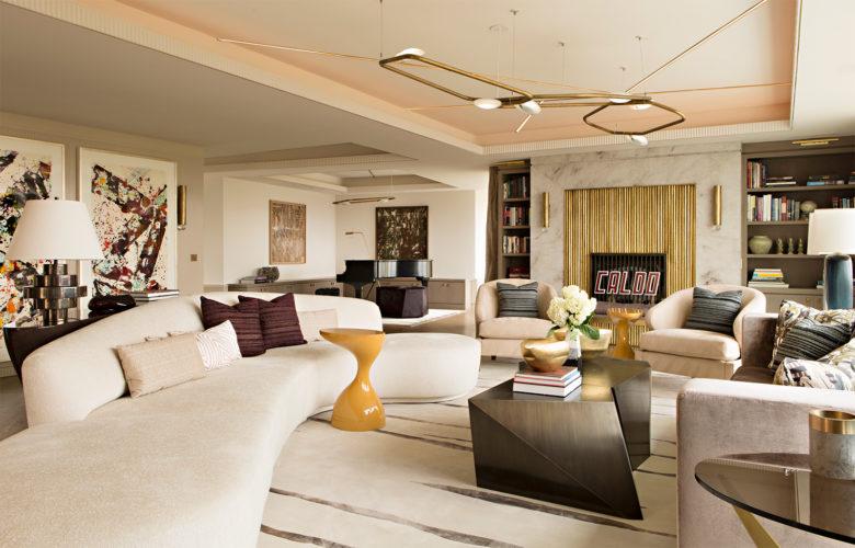 Luxury Interior Designer Joan Behnke