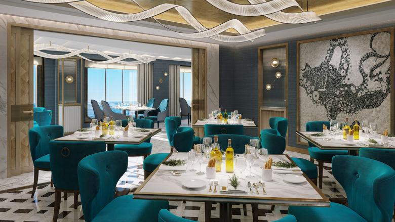Crystal Cruises Luxury Cruise