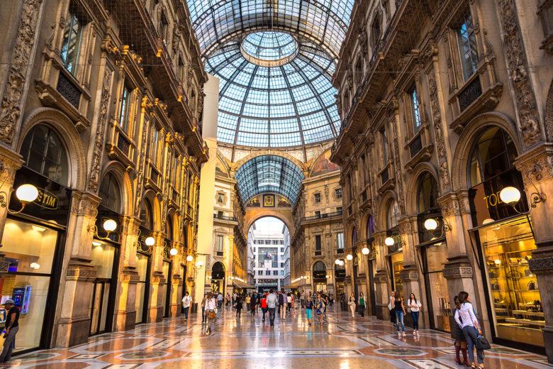 Gallerie Vittorio Emanuele - Milan Design Week
