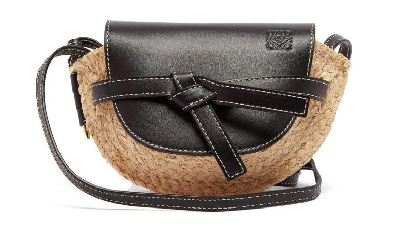 Loewe Rattan bag