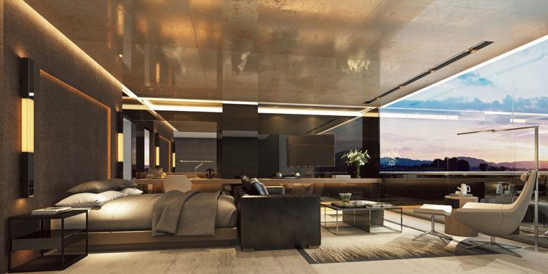 SCENIC ECLIPSE Ocean Luxury Cruises
