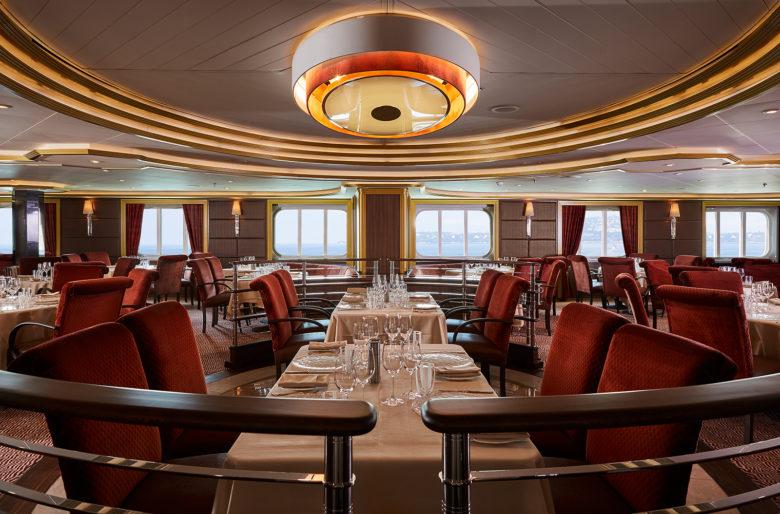 Silversea Cruises dining
