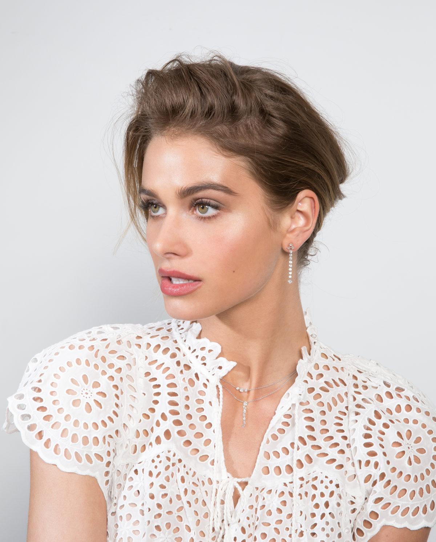 Willow Diamonds earrings
