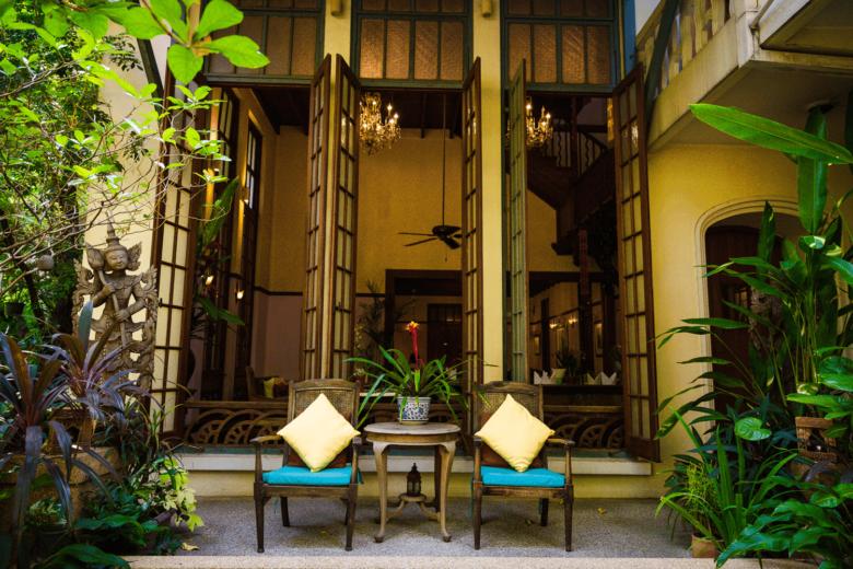 Aryasom Villa