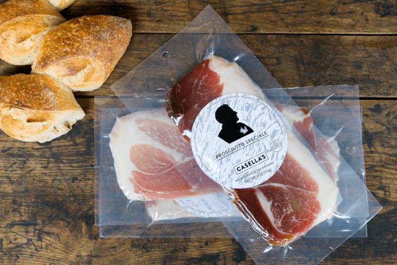 Casella's Prosciutto Speciale