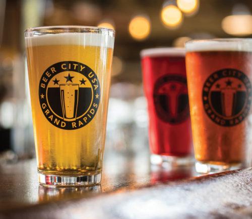 Grand Rapids Beer Companies