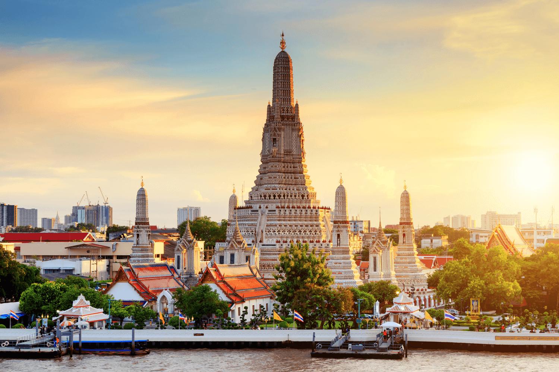 Visit Bangkok Tailand