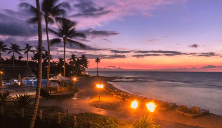 Kona Hawaii Sunset