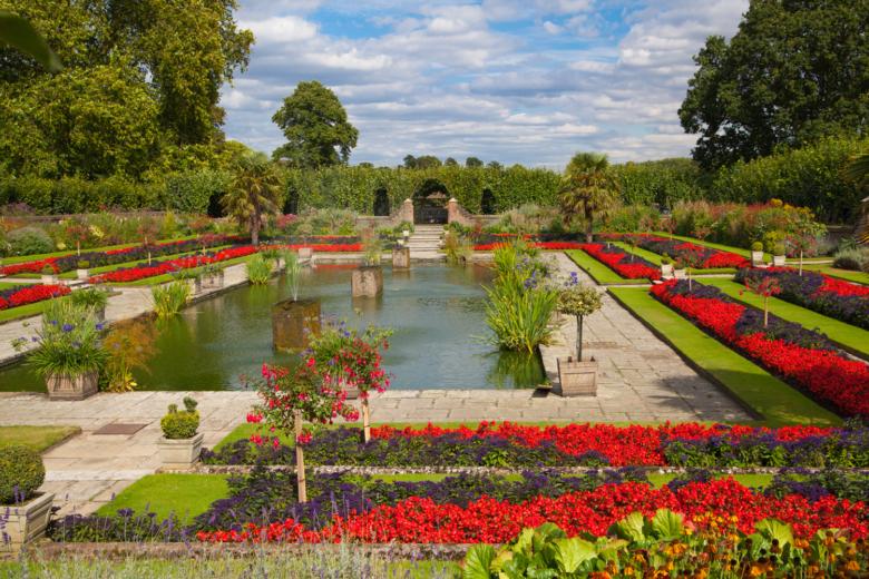 Kensington Gardens London Most Beautiful Garden