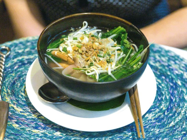 Aryasom Spicy Noodles Bangkok