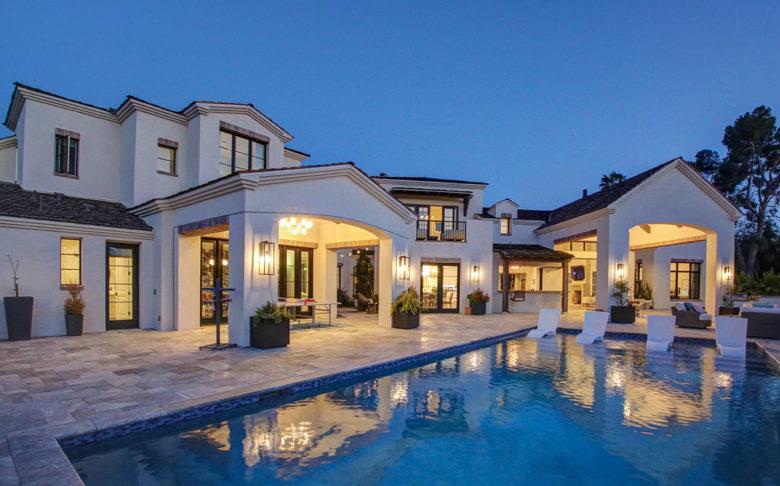 Candelaria Design Scottsdale Luxury Home