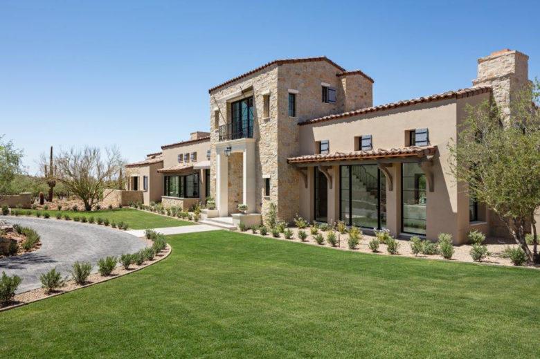 Scottsdale Arizona Berghoff Design landscape design