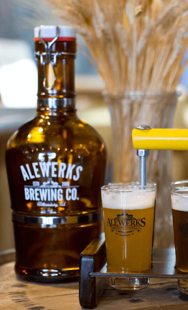 Alewerks Brewery Williamsburg