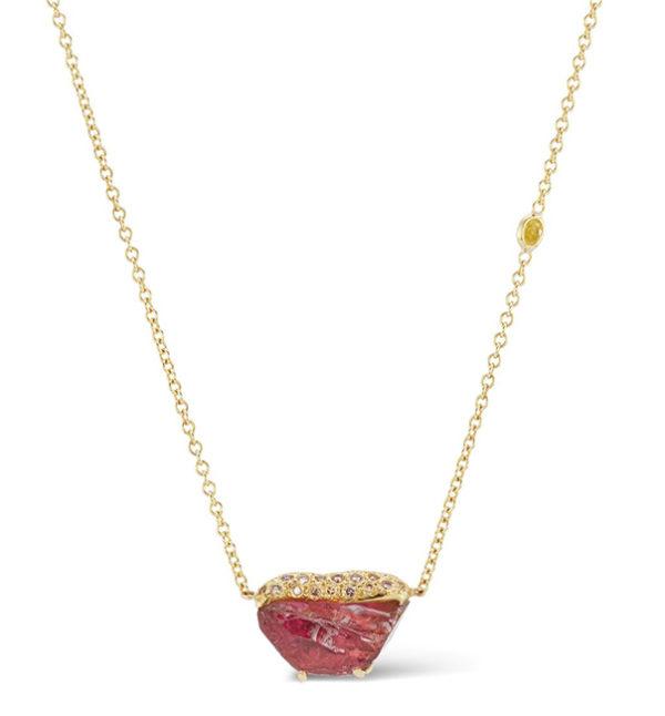 Debra Navarro pink_tourmaline necklace