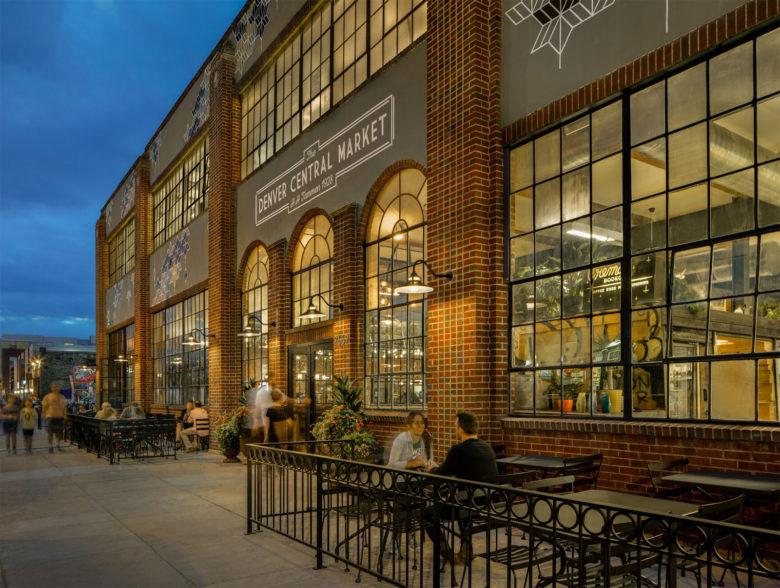 Denver Central Market - Exterior