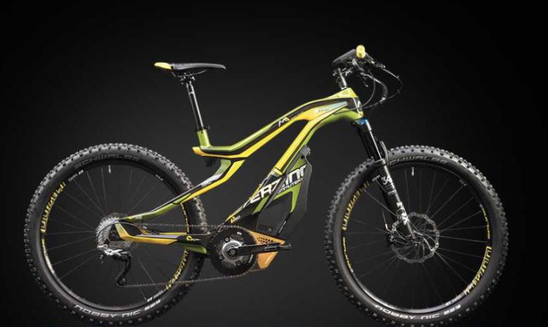 M1 Sporttechnik Electric Bike