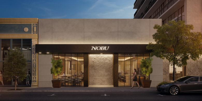 Nobu Palo Alto
