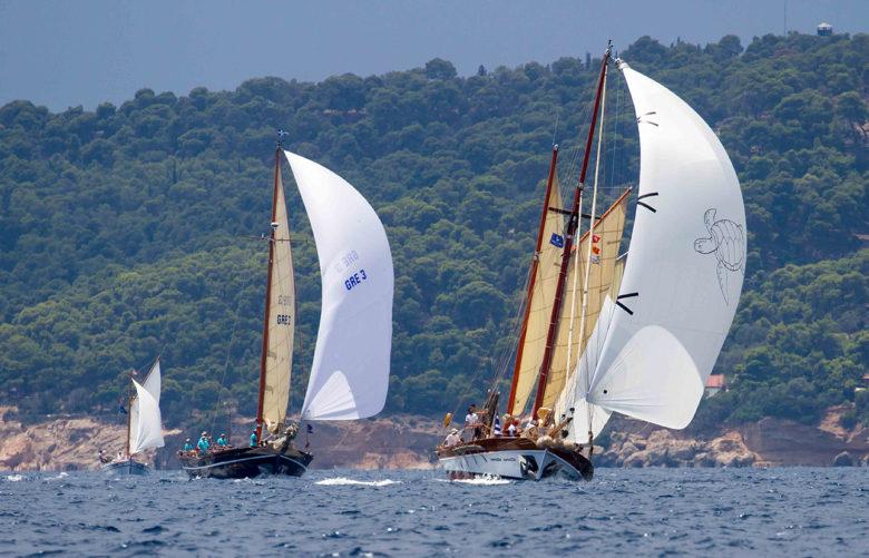 Spetses Classic Yacht Regatta Greece