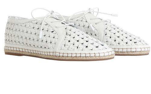 Designer shoes.