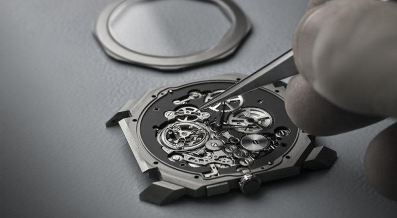 Bulgari Octo Finissimo Chronograph GMT