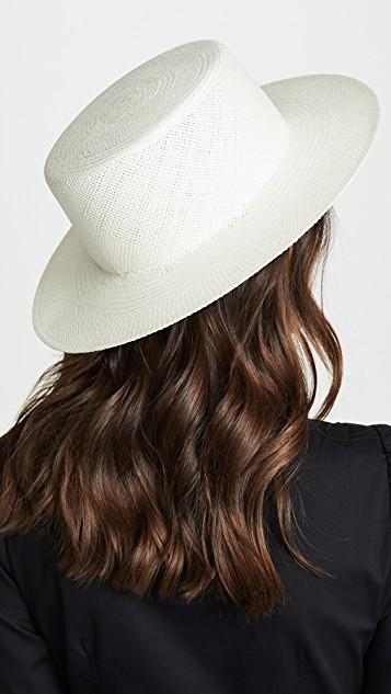 Summer designer hat.