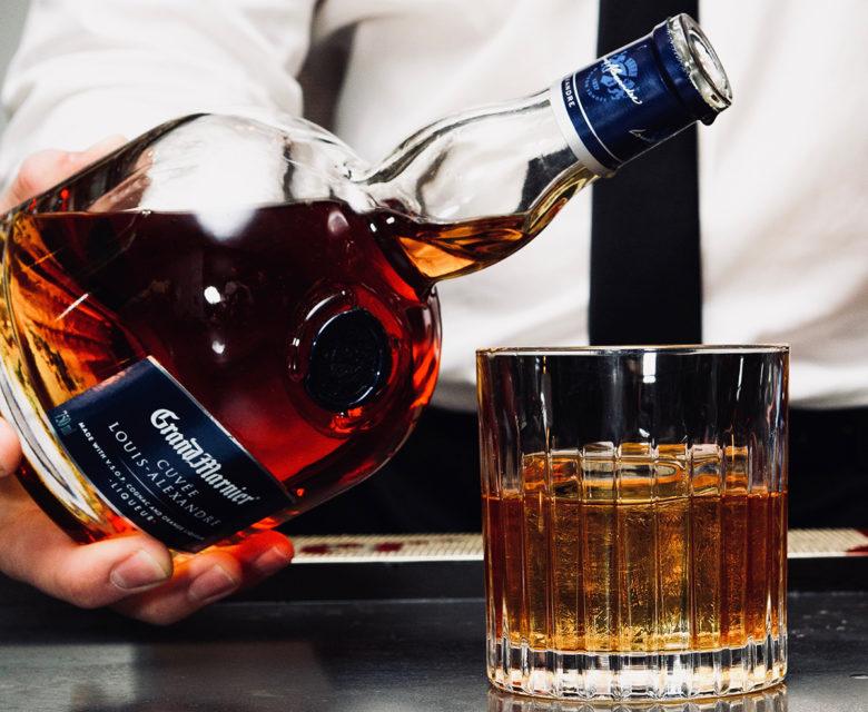 Grand Marnier Cognac Brandy