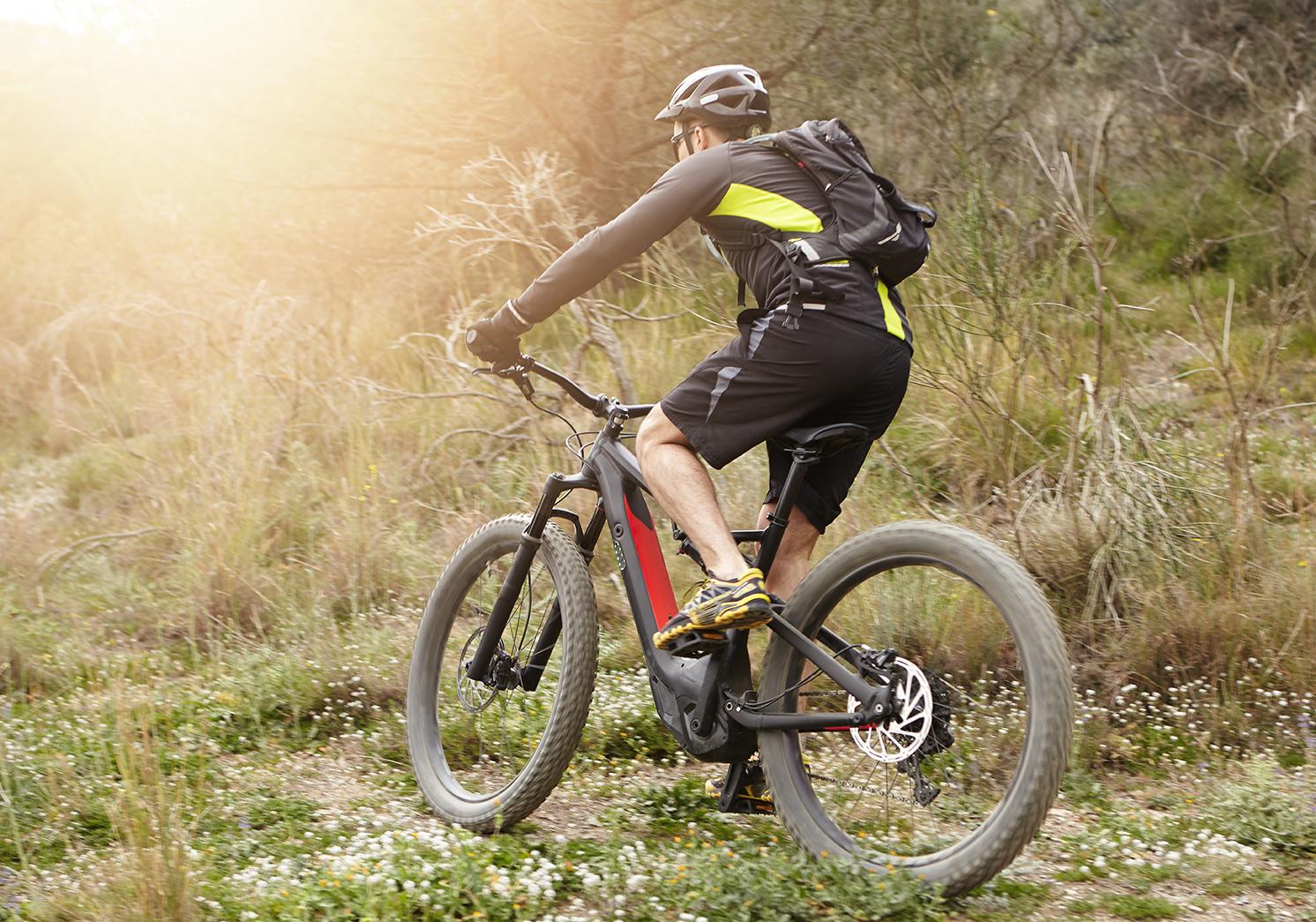 Adventurous Electric Biking