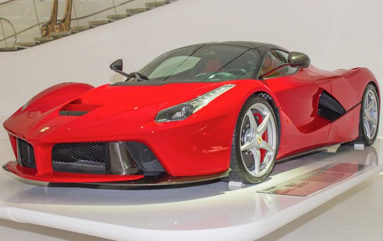Ferrari La Ferrari Celebrity Car Brooker