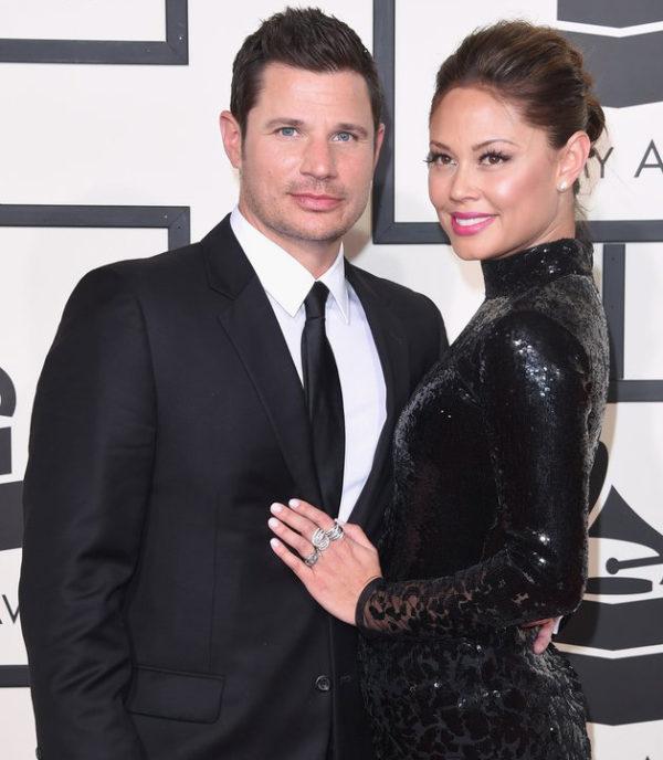 Nick and Vanessa Lechey