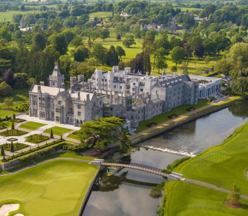 Adare Manor Ireland Travel