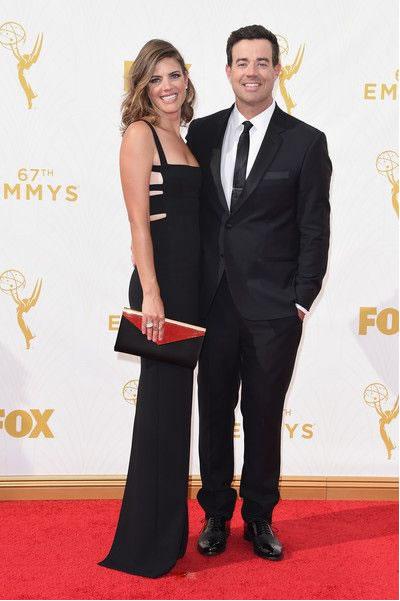 Carson and Siri Daly