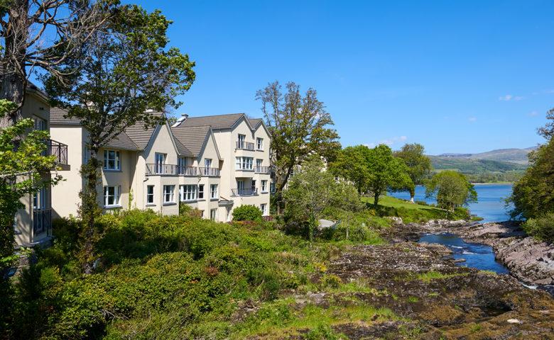 Sheen Falls Lodge Ireland Travel