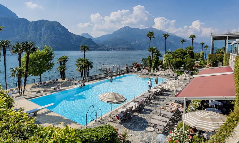 Lake Como Villa Serbelloni