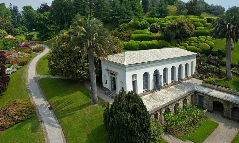 Villa Meltzi Gardens Lake Como