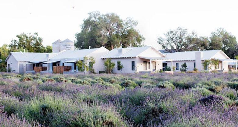 los poblanos historic inn and organic farm