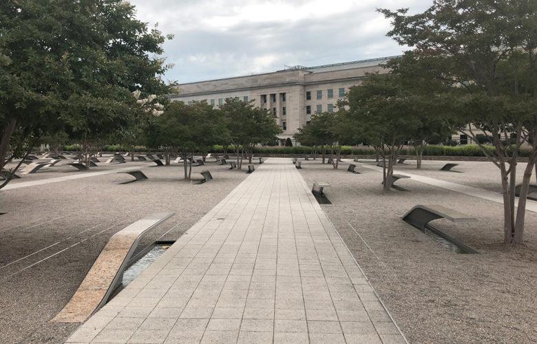 9/11 pentagon memorial design