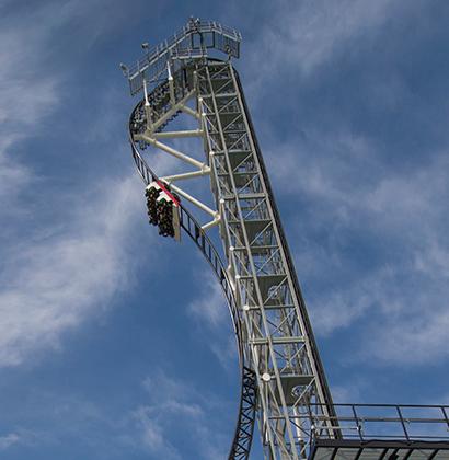 Fuji-Q Highland Amusement Park Japan