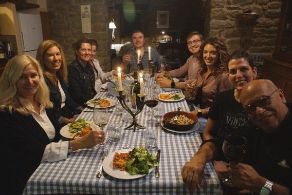 Mark Candelaria Florence Italy tour