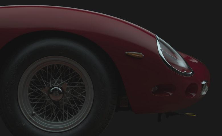 1962 Ferrari race car