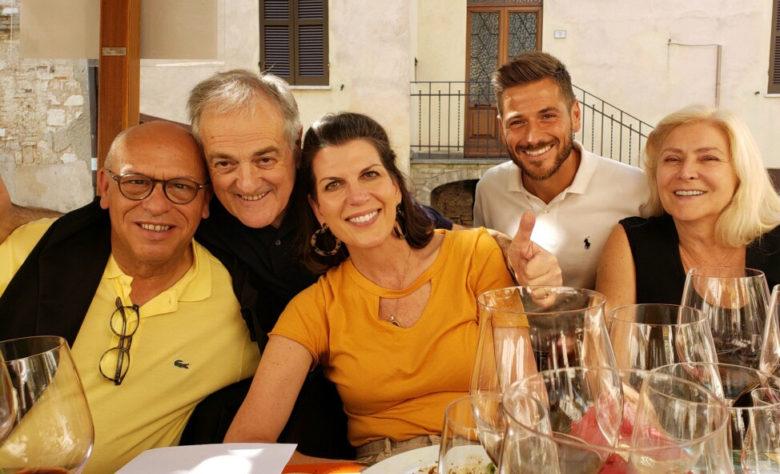 Enoteca Properzio dinner and wine