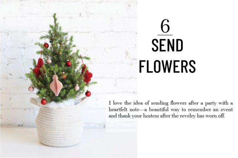 Farm Girl Flowers best holiday hostess gift