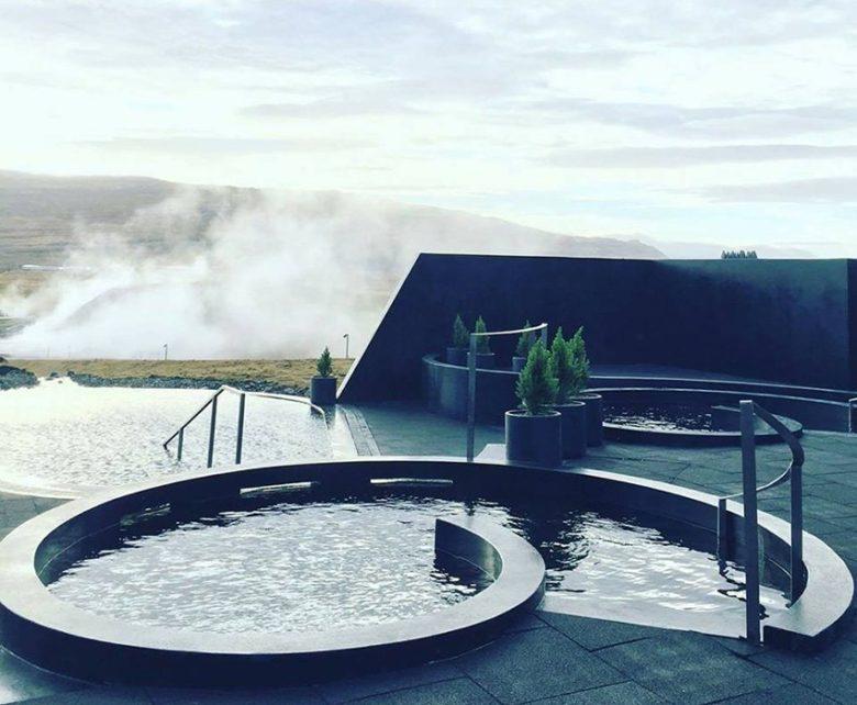 Krauma geothermal baths Iceland
