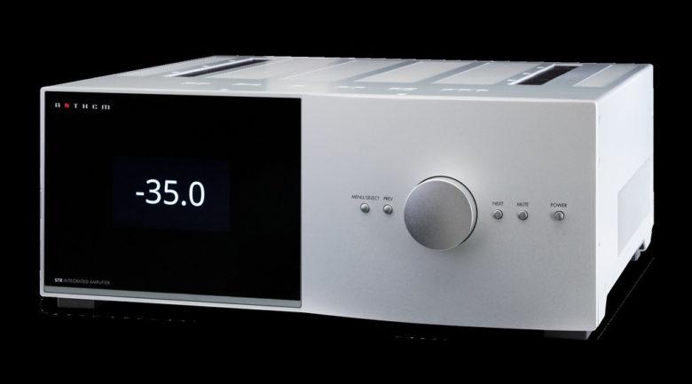 STR integrated amplifier best audio