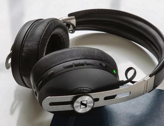 Sennheiser Momentum 3 best audio equipment