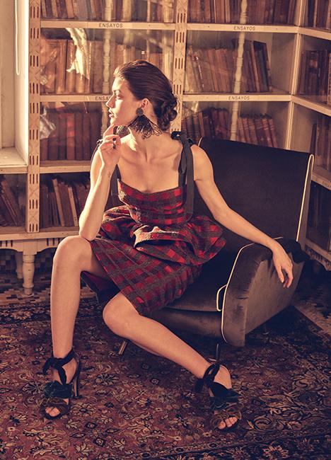 Silvia Tcherassi 2019 fall fashion