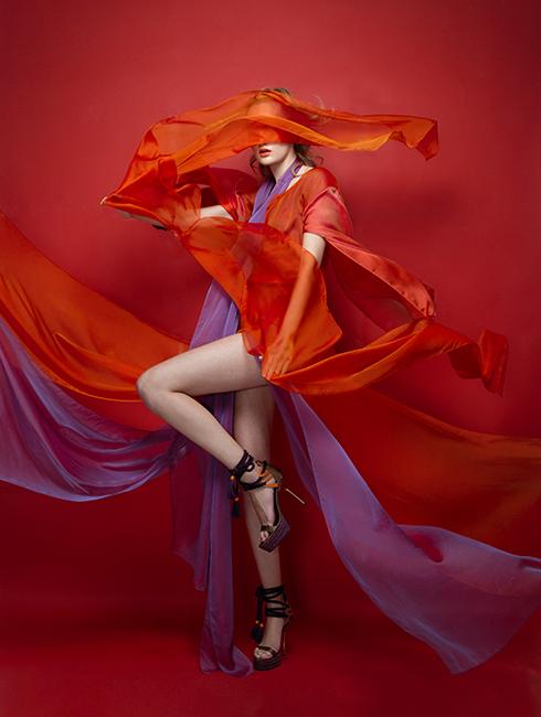 Silvia Tcherassi Colombian fashion designer